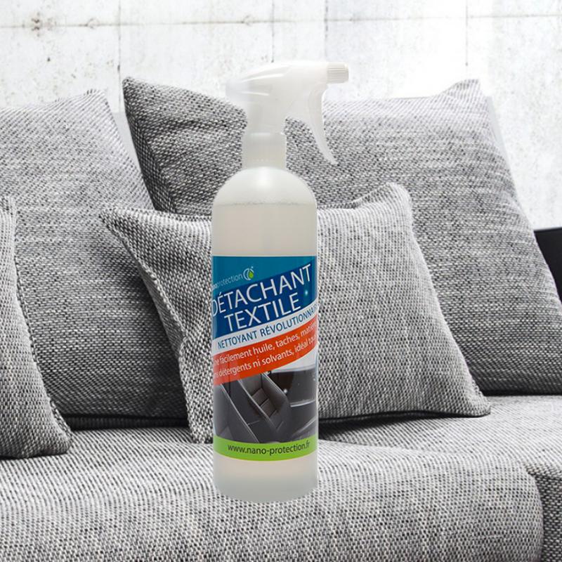 Nettoyant écologique et détachant tous types de textiles